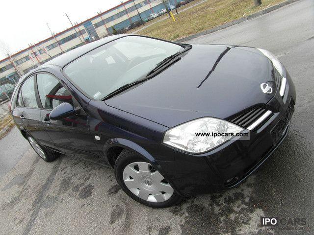 2004 Nissan  1.8 16V FULL STAN IDEALNY SERWIS a WŁAŚCICIEL Limousine Used vehicle photo