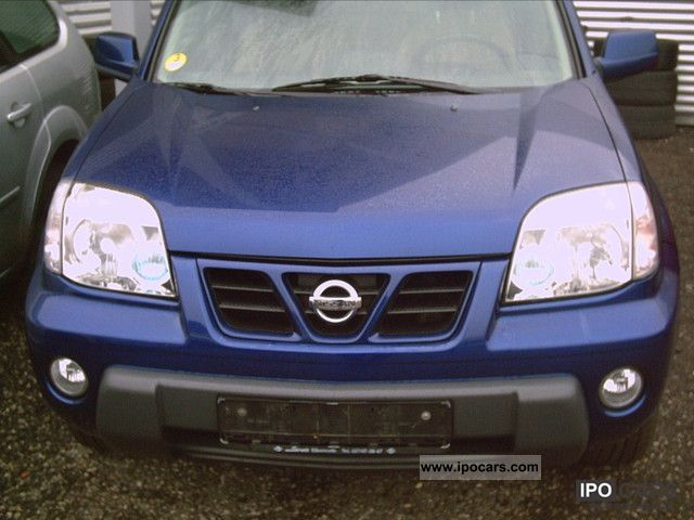 2003 nissan x trail 2 2 dci 4x4 elegance car photo and specs. Black Bedroom Furniture Sets. Home Design Ideas