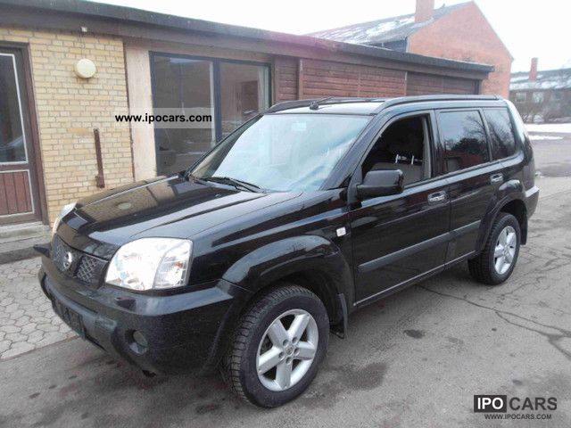 2005 nissan x trail 2 2 dci comfort 5000 net car. Black Bedroom Furniture Sets. Home Design Ideas