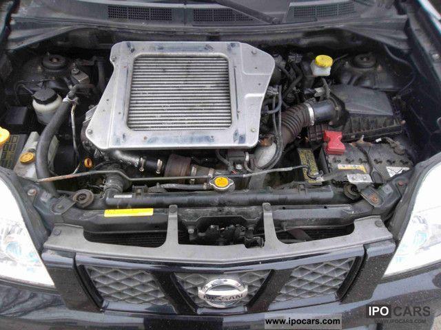 Toyota Diesel Pickup >> 2005 Nissan X-Trail 2.2 dCi Comfort * 5000 * Net - Car ...