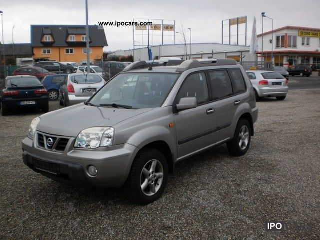 2003 nissan x trail 2 2 dci 4x4 x pedition top to stand car photo and specs. Black Bedroom Furniture Sets. Home Design Ideas