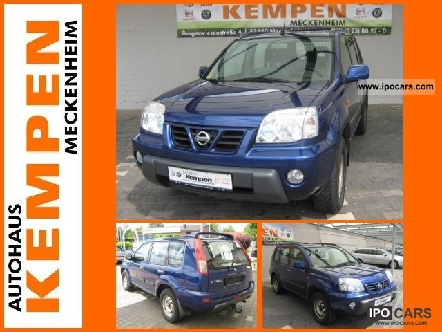 2002 Nissan  X-Trail 2.2 dCi Sport Air electric windows Off-road Vehicle/Pickup Truck Used vehicle 			(business photo