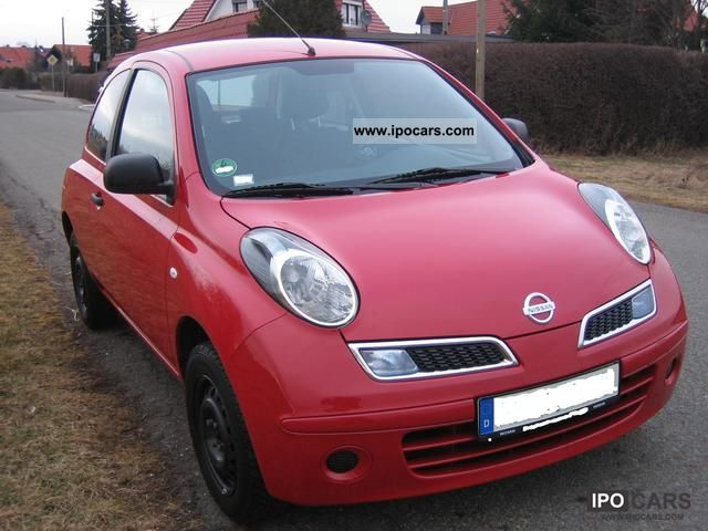 2009 nissan micra k12 1 2 car photo and specs. Black Bedroom Furniture Sets. Home Design Ideas