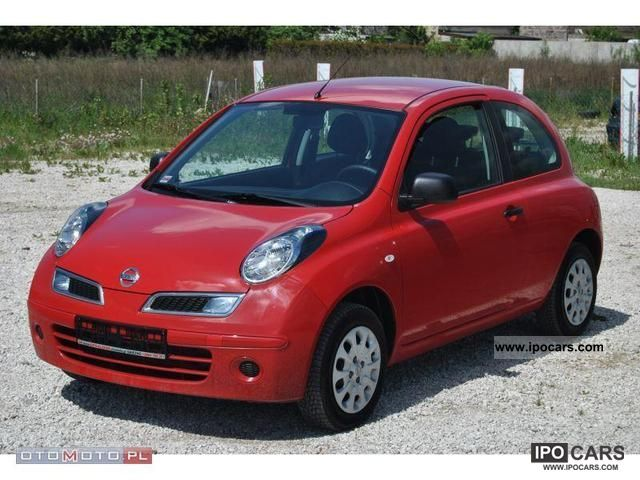 2009 nissan micra 1 2 ksiazka serwisowa op acona car photo and specs. Black Bedroom Furniture Sets. Home Design Ideas