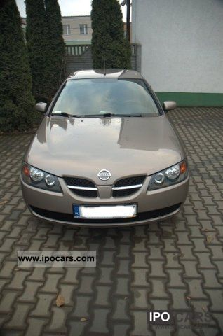 2007 Nissan  Almera N16 Other Used vehicle photo