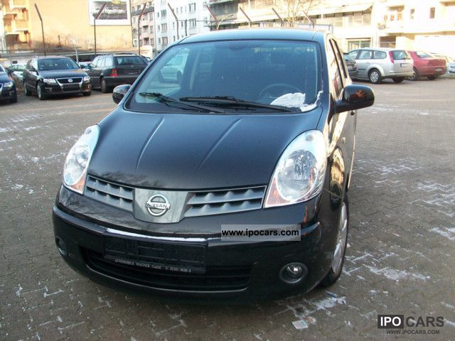 2008 Nissan  Note 1.4 Acenta Klimatronic Van / Minibus Used vehicle photo