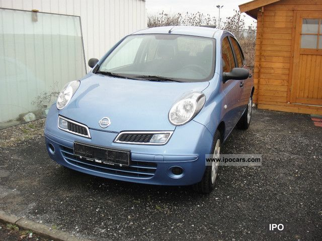 2008 Nissan  dci Small Car Used vehicle photo