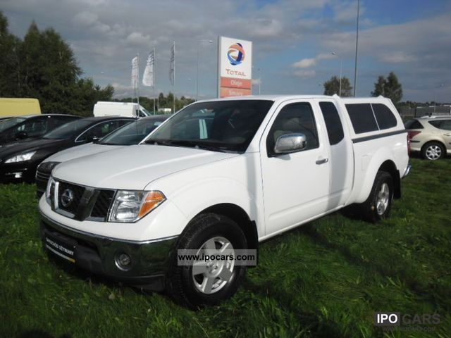 Nissan  Frontier V6 Ciężarowy, LPG 2005 Liquefied Petroleum Gas Cars (LPG, GPL, propane) photo