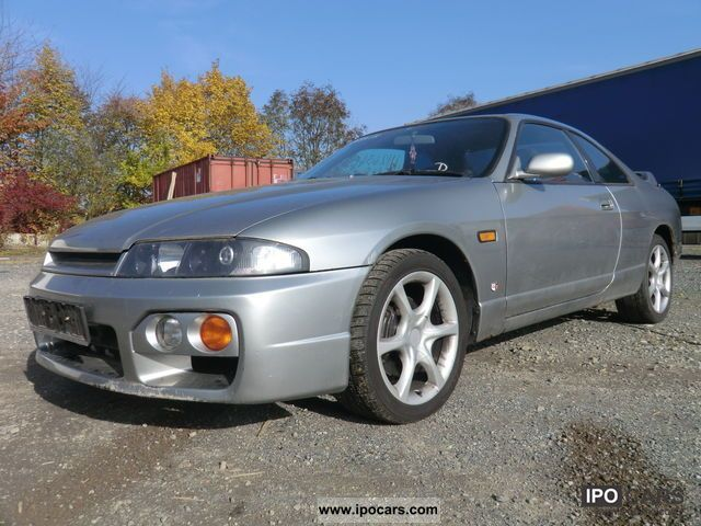 1997 Nissan  Skyline R33 GTS-T Series 2! EURO 2! Limousine Used vehicle photo