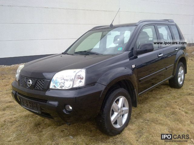 2004 nissan x trail 2 5 4x4 glass sunroof car photo and specs. Black Bedroom Furniture Sets. Home Design Ideas