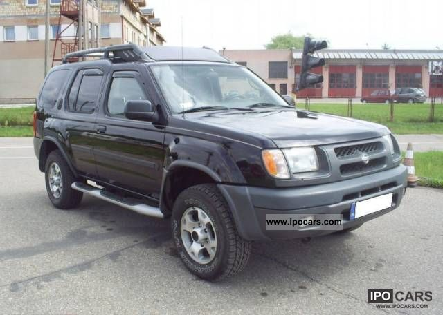 2001 nissan xterra gaz sekwencyjny car photo and specs. Black Bedroom Furniture Sets. Home Design Ideas