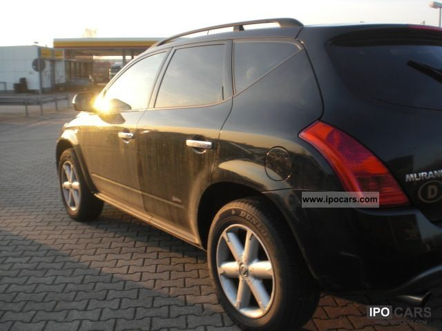 2005 Nissan Murano 3 5 Car Photo And Specs