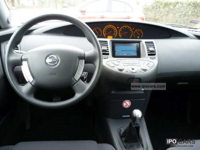 nissan primera  acenta car photo  specs