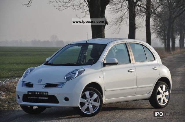 2010 nissan micra pure drive 5drzwi 12ty km alu16 car photo and specs. Black Bedroom Furniture Sets. Home Design Ideas