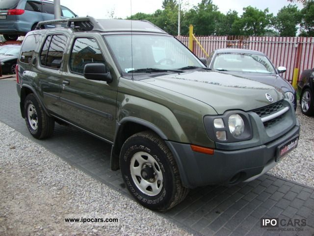 Nissan  Xterra 4x4, Manual, BEZWYPADKOWY, INST. GAZ 2004 Liquefied Petroleum Gas Cars (LPG, GPL, propane) photo