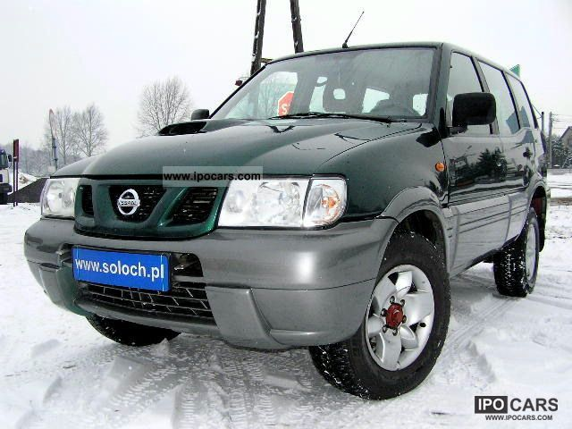 2002 nissan terrano 3 0 4x4 zobacz car photo and specs. Black Bedroom Furniture Sets. Home Design Ideas