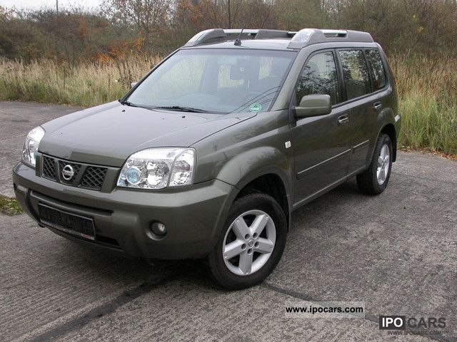 2004 nissan x trail 2 5 4x4 navi car photo and specs. Black Bedroom Furniture Sets. Home Design Ideas