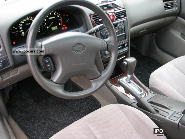 Mazda 3 Hatchback Used >> 2001 Nissan Maxima QX Elegance - Car Photo and Specs