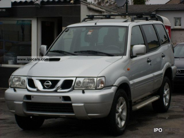 2004 Nissan  * AIR * LEATHER Terrano 3.0Di * 1.HAND * Off-road Vehicle/Pickup Truck Used vehicle photo