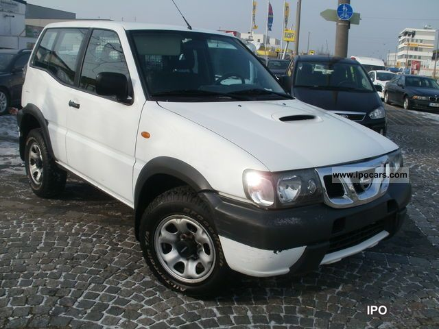 2007 nissan terrano 2 7 tdi sport car photo and specs. Black Bedroom Furniture Sets. Home Design Ideas