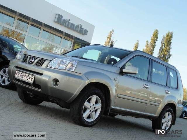 2006 nissan x trail 2 2 dci 4x4 comfort car photo and specs. Black Bedroom Furniture Sets. Home Design Ideas