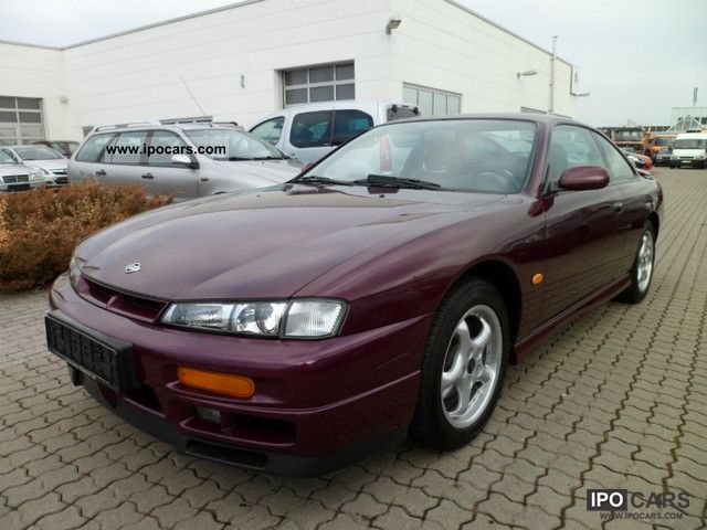 1998 Nissan  200 SX Turbo 16V Sports car/Coupe Used vehicle photo