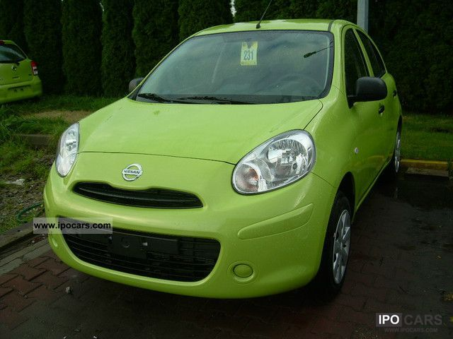 2011 nissan micra visia car photo and specs. Black Bedroom Furniture Sets. Home Design Ideas