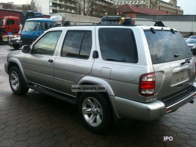 ... 2003 Nissan Pathfinder 3.5 V6 Automatic Off Road Vehicle/Pickup Truck  Used Vehicle Photo ...