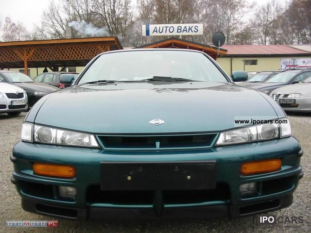 2000 Nissan  200 SX Skora * Aluminum * AC * 100% Oryginal Sports car/Coupe Used vehicle photo