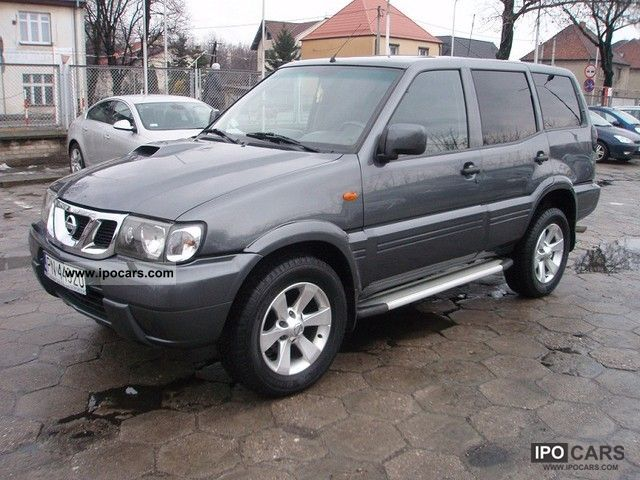2004 Nissan Terrano 3 0 Tdi Car Photo And Specs