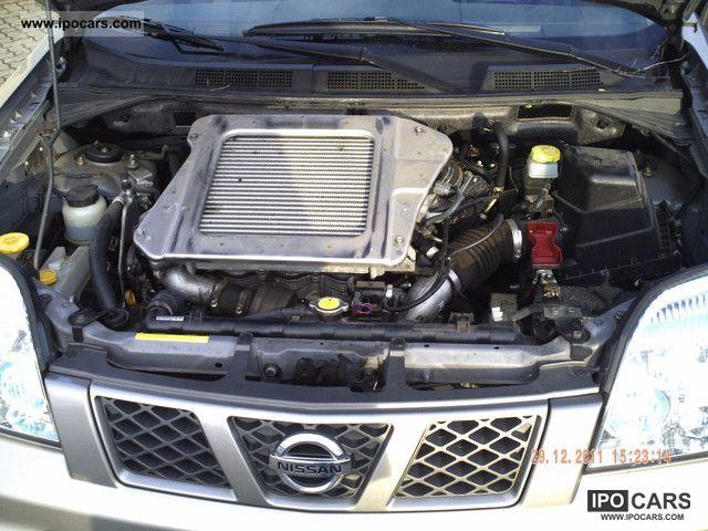 Nissan X Trail Dci X Comfort Lgw