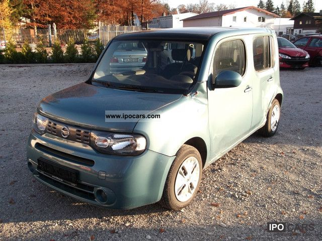 2010 Nissan  Cube 1.5 DCI AIR Small Car Used vehicle photo