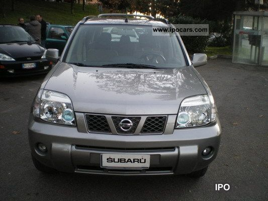 2004 nissan x trail 2 2 dci car photo and specs. Black Bedroom Furniture Sets. Home Design Ideas