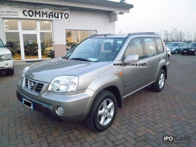 2002 Nissan  X-Trail 2.2 TD Tues Elegance Off-road Vehicle/Pickup Truck Used vehicle photo