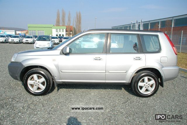 2007 nissan x trail 2 2 dci 4x4 euro 4 air car photo and specs. Black Bedroom Furniture Sets. Home Design Ideas