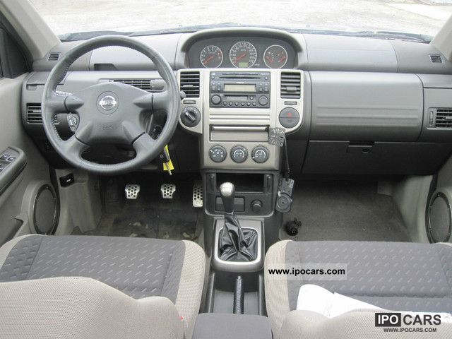 2007 Nissan X-Trail 2.0 4x4 Columbia - Car Photo and Specs