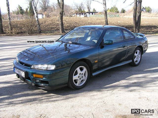 2000 Nissan  200SX S14a Sports car/Coupe Used vehicle photo