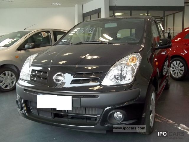 Nissan  Pixo 1.0 5p. GPL Eco Active 2010 Liquefied Petroleum Gas Cars (LPG, GPL, propane) photo