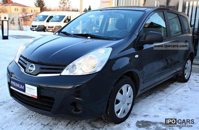 2010 Nissan  A grade of 1.5 DCi AIR WŁAŚCICIEL FV23% Limousine Used vehicle photo