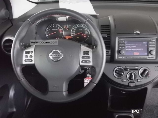 2009 Nissan Note Accenta Navi Car Photo And Specs