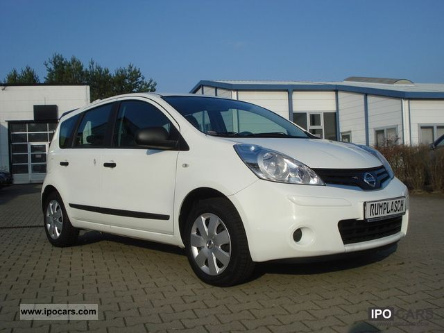2010 nissan note visia car photo and specs. Black Bedroom Furniture Sets. Home Design Ideas