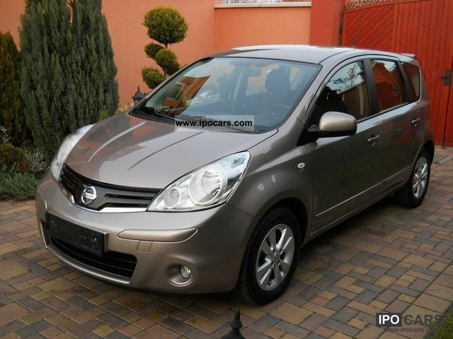 2009 nissan note 1 5 dci acenta car photo and specs. Black Bedroom Furniture Sets. Home Design Ideas