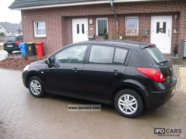 nissan tiida 2009 owners manual