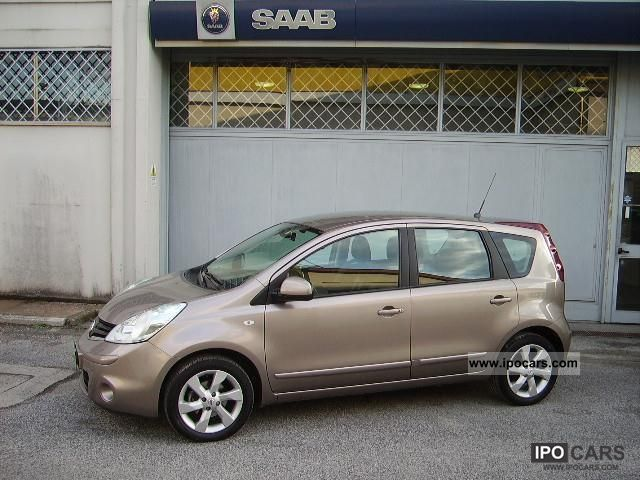 2010 nissan note 1 6 acenta automatica car photo and specs. Black Bedroom Furniture Sets. Home Design Ideas