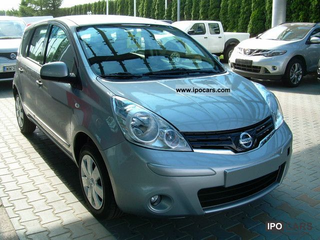 2011 nissan note acenta car photo and specs. Black Bedroom Furniture Sets. Home Design Ideas
