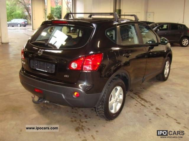 2007 nissan qashqai 2 0 dci tekna 2wd car photo and specs. Black Bedroom Furniture Sets. Home Design Ideas