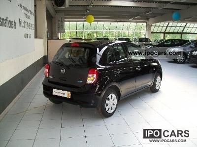 2012 nissan micra 1 2 80 visia pack car photo and specs. Black Bedroom Furniture Sets. Home Design Ideas