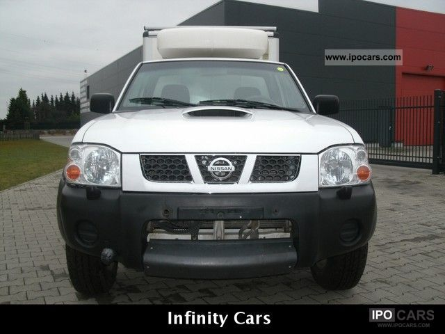 2006 Nissan Navara King Cab Cabin 1 5 Car Photo And Specs