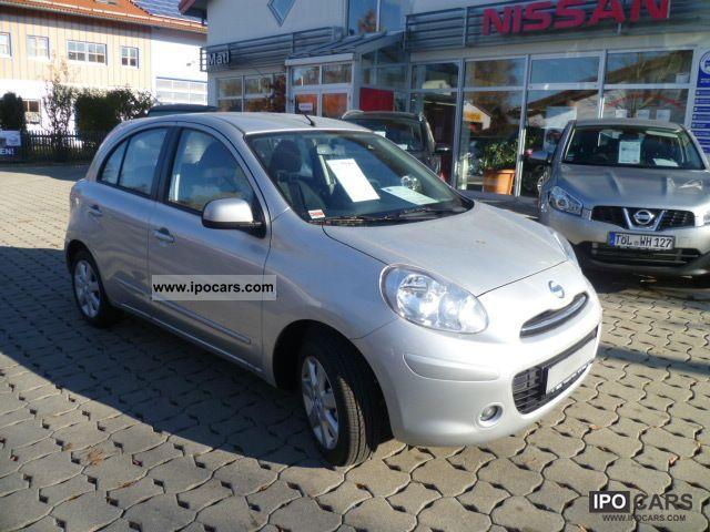 2011 Nissan  1.2 liter 80hp Small Car Demonstration Vehicle photo