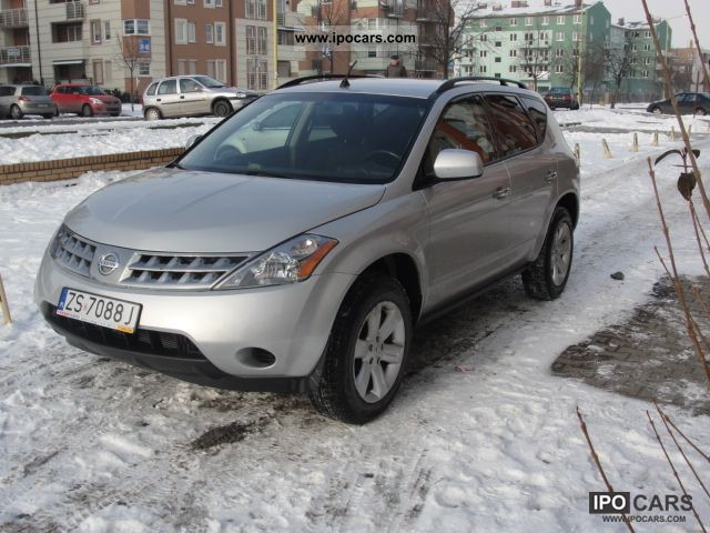 Nissan  Murano 2007 Liquefied Petroleum Gas Cars (LPG, GPL, propane) photo